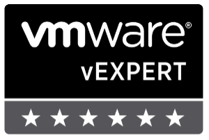 VMware vExpert, 6 years in a row