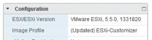 web client esxi 5.5