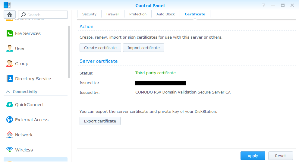 Securing your Synology NAS, Part 2 - Mike Tabor
