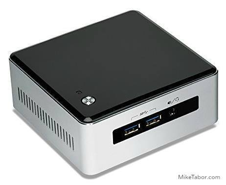 Intel NUC BLKNUC5I5MYHE 5th gen