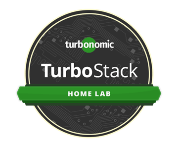 TurboStack homelab