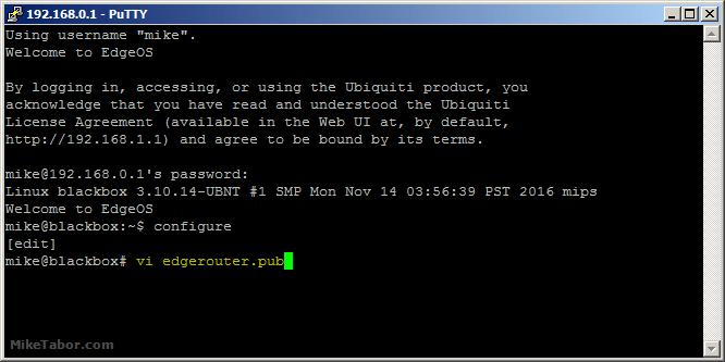 ssh certificate login