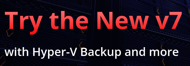 NAKIVO Backup v7