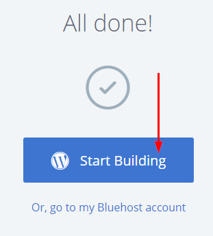 how to start a blog start building
