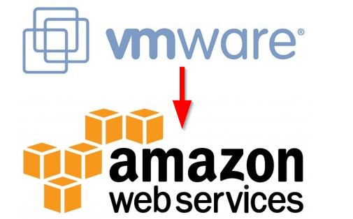 Migrate VMware VM's to AWS