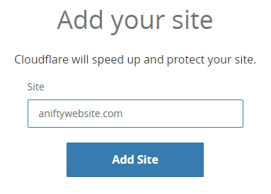 cloudflare add domain