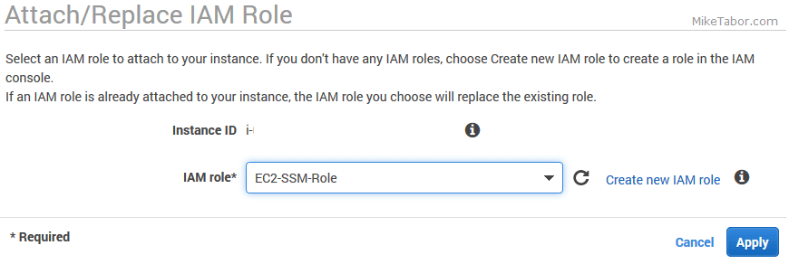 aws add role to ec2